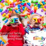 LGBT+ Adoption Week