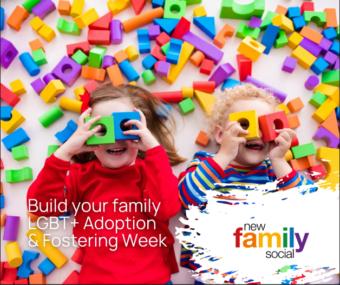 Jen & Lisa's adoption story – LGBT+ Adoption & Fostering week